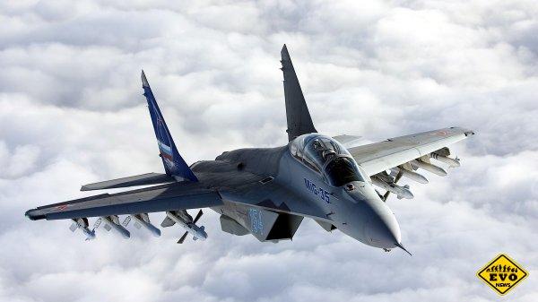 МиГ 35 - многофункциональный истребитель