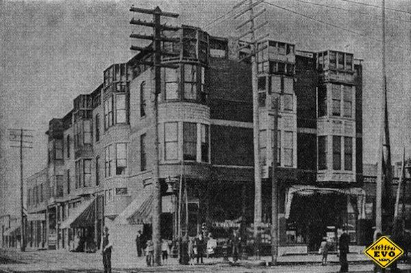 Генри Говард Холмс первый официально зарегистрированный убийца