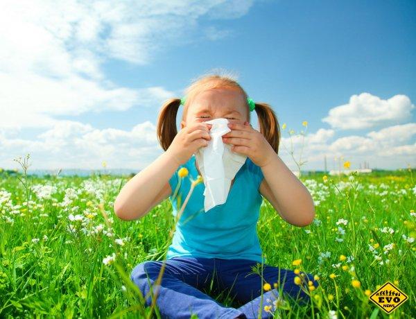 Симптомы детской аллергии и ее лечение
