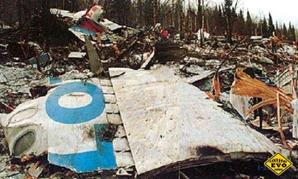 Катастрофа А310 — за штурвалом был ребенок .