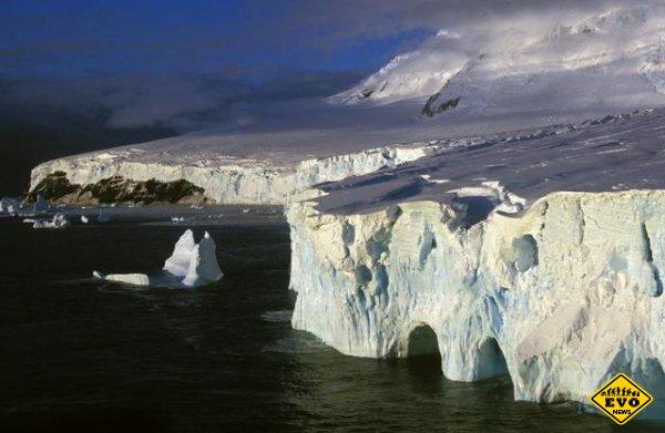 Шесть лет на полярном острове