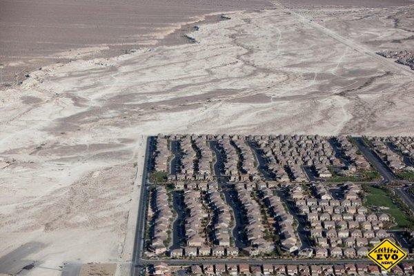 Место где заканчивается Лас-Вегас