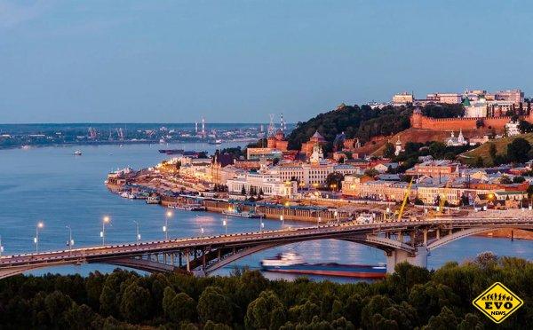 Нижний Новгород – древний сторожевой город, туристический центр России