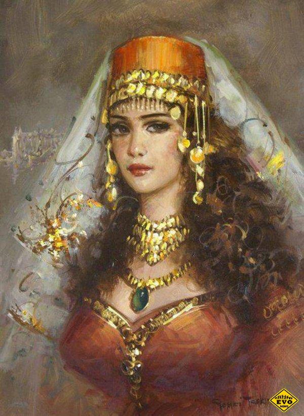 Роксолана — украинская царица Османской империи