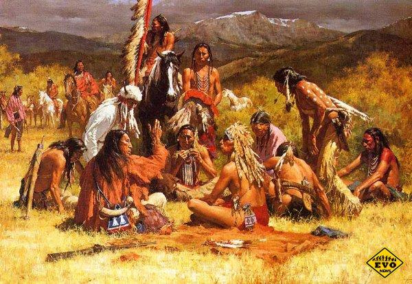 Поучительные поговорки индейцев
