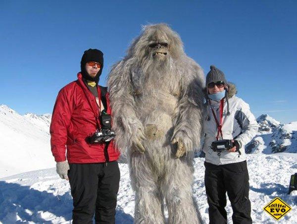 Реально ли повстречаться со снежным человеком?