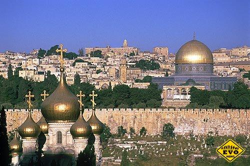 История Иерусалима - согласно событиям описанным в Библии