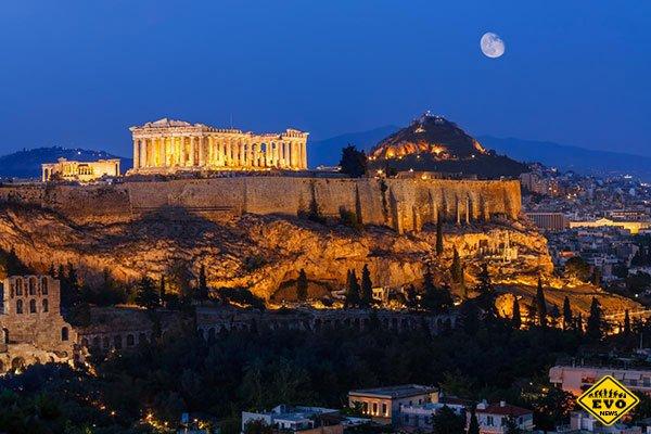 Как Афины стали столицей греческого мира