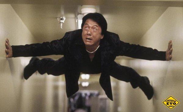 Актер Джеки Чан получил 3 000 травм
