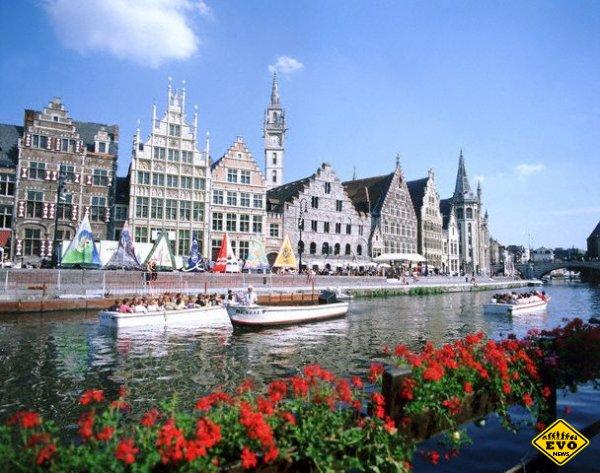 В 2007-ом году на торгах ebay продавалась Бельгия