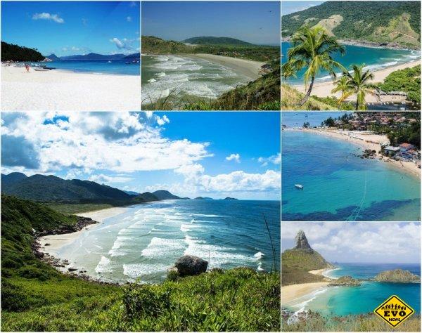 Самые красивые острова в Бразилии