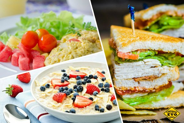 5 самых удачных завтраков для похудения