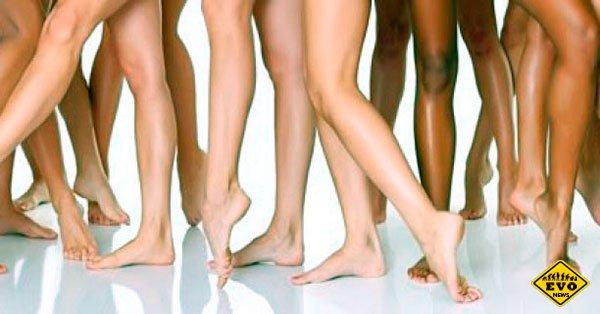 Интересные факты про ноги
