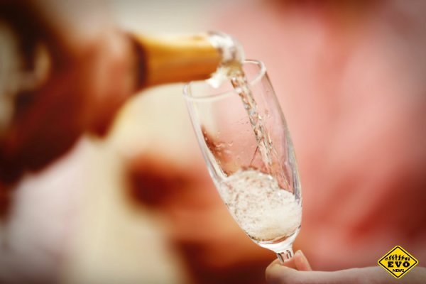 Правда ли, что шампанское может быть полезно?
