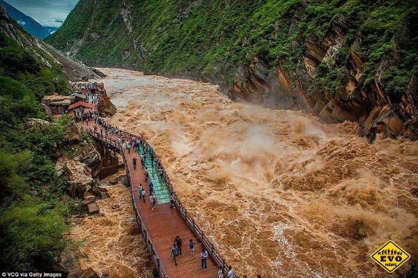 Красота Китая без туристов