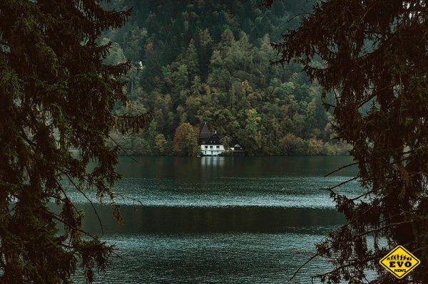 Мистические пейзажи Словении