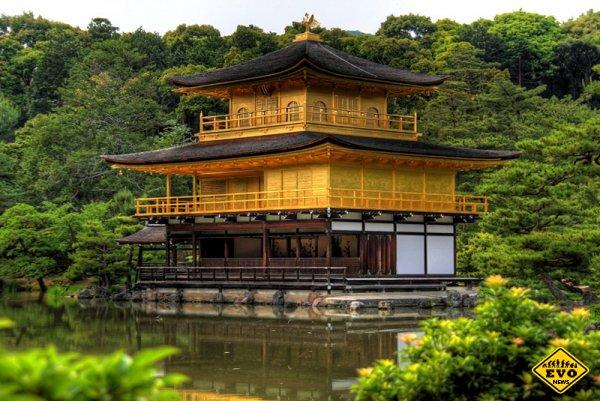 Замки и храмы Японии