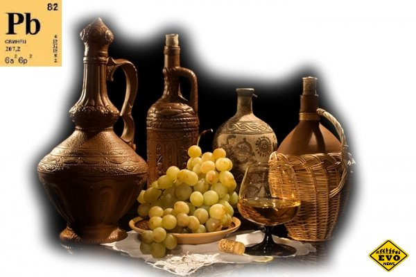 Зачем раньше в вино добавляли добавляли свинец