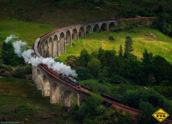 Шотландия - страна с богатейшей историей и пейзажами