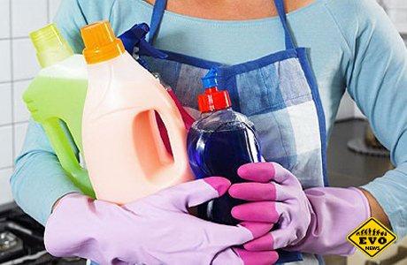 Выбираем безопасную бытовую химию