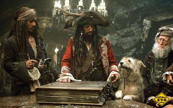 Пиратский кодекс чести