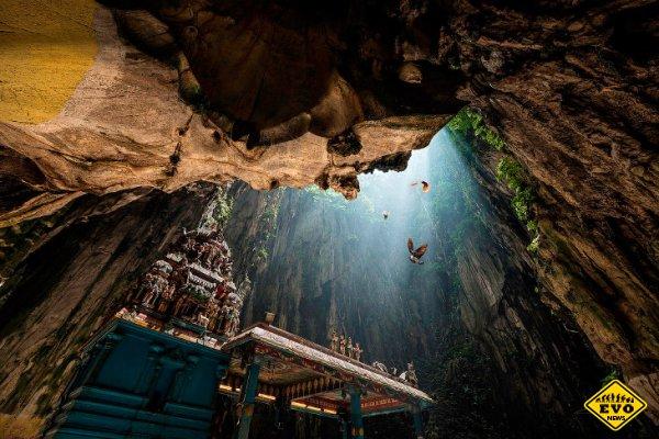 Загадочные пещеры