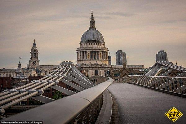 Лондон в предрассветные часы