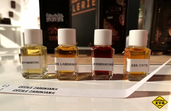 Классификация мужского парфюма
