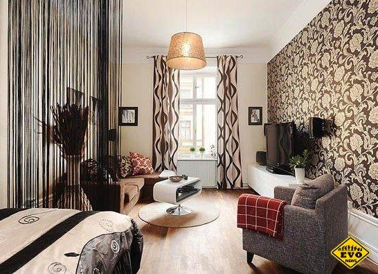 Как расширить пространство в небольшой комнате?