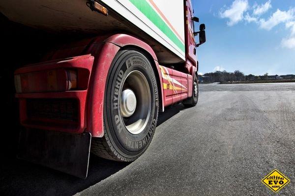 Выбор шин для грузового автомобиля