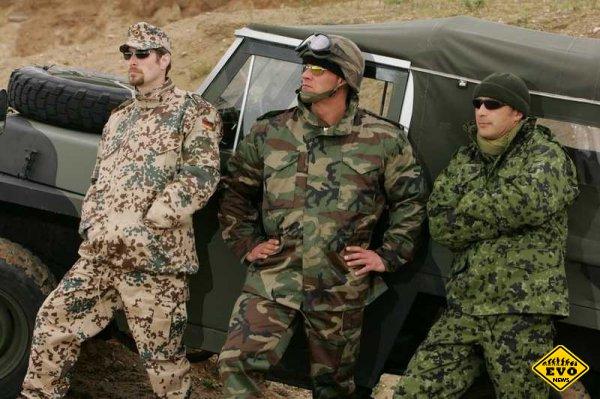 Магазин одежды для военных ABRAMS