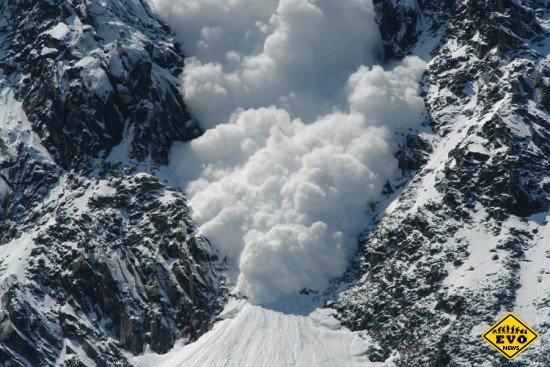 Интересные факты о снежных лавинах