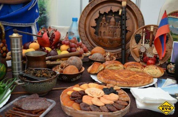 Шорская национальная кухня