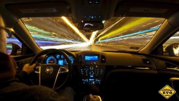 Чем опасно вождение автомобиля ночью
