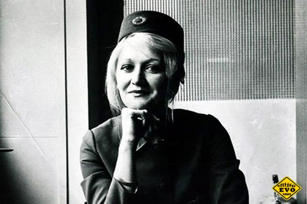 Стюардесса, которая выжила упав с высоты 10 км
