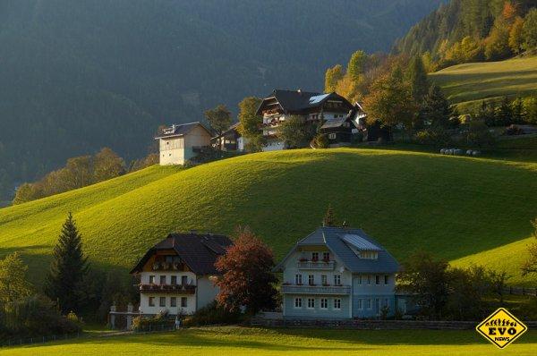 Коммуны Австрии