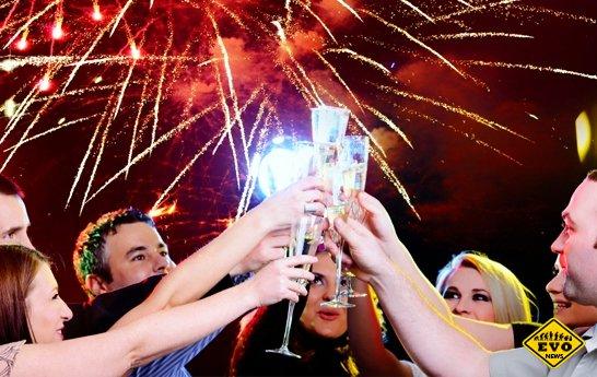 Как встречают Новый год в разных странах