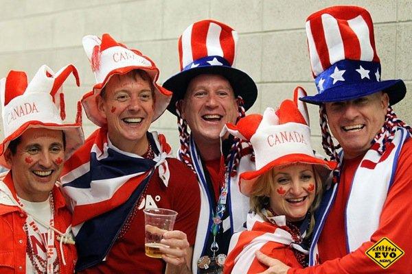 Почему американцы не любят канадцев?