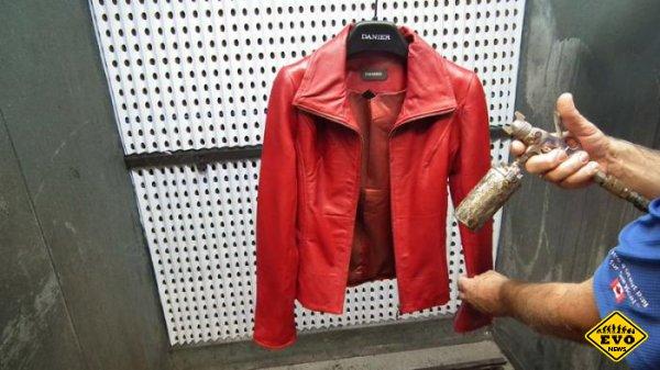 Краска для кожаной куртки