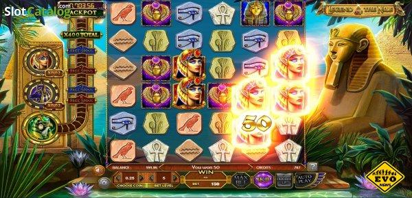 Legend of the Nile и Valley of the Gods – лучшие тематические игровые автоматы