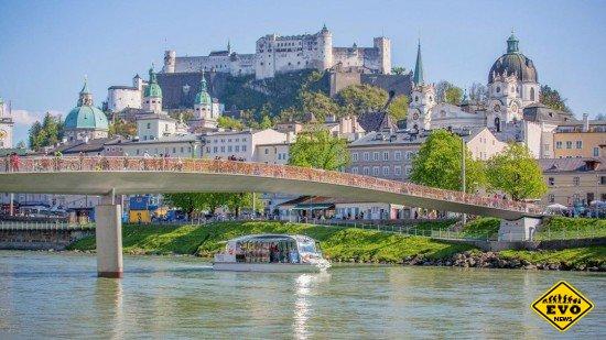 Интересные факты о Зальцбурге