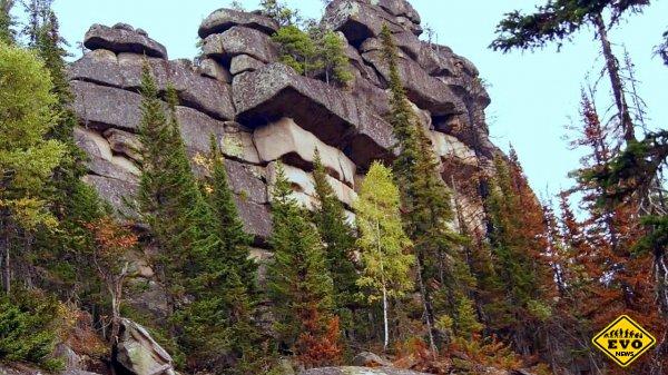 Древние подземные города Сибири