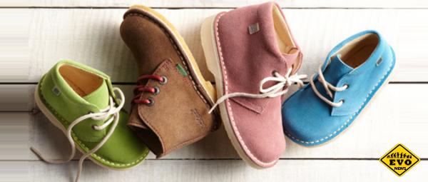 Как подобрать обувь для ребенка?