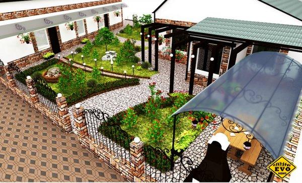 Особенности проекта планировки территории жилого дома
