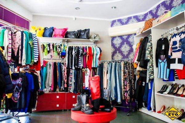 Планировка магазина одежды