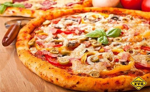 Делая заказ пиццы - как ее выбрать?